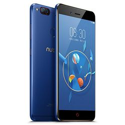 nubia 努比亚 Z17mini 4GB+64GB 全网通手机 极光蓝
