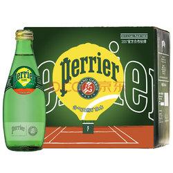 Perrier 巴黎水 天然含气矿泉水(法网限量版)330ml*6瓶+唯他可可 椰子水 330ml    29元
