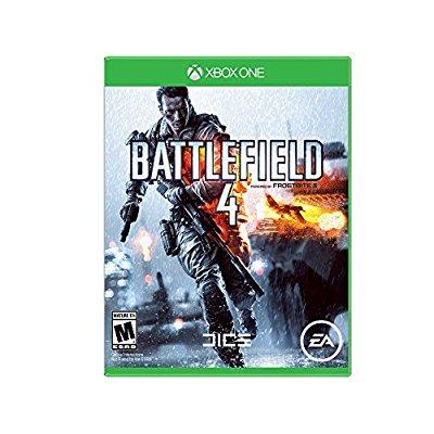 《Battlefield 4》战地4 PS4版