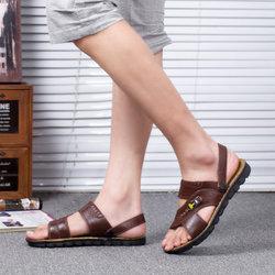 LUOSHANG 洛尚 男士凉鞋    25元包邮