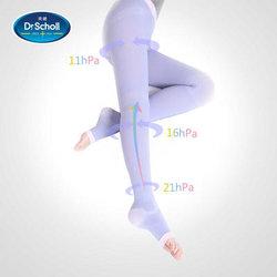 Dr.Scholl 爽健 QttO 睡眠提臀纤腿压力连裤袜/长筒袜¥79包邮(¥89-10)