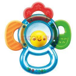 AUBY 澳贝 益智玩具 太阳牙胶 婴幼儿童摇铃牙胶 463153DS