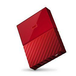中亚Prime会员: WD 西部数据 New My Passport 系列移动硬盘 4TB    ¥744.39+¥88.58含税直邮(合¥832.97)