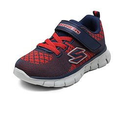 Skechers 斯凯奇 男童 超轻魔术贴运动鞋 95092N/NVRD    149元(需用码)