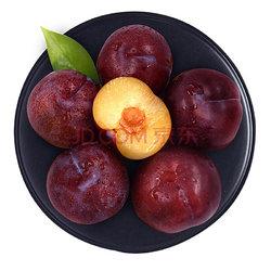 爱奇果 陕西黑布林李子 单果110g-130g 总重约2.1kg 新鲜水果