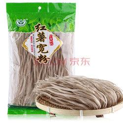 富昌 红薯宽粉条 300g          12.9元(2件4.5折)