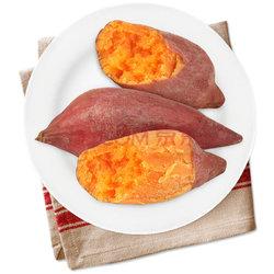 展卉 福建六鳌红薯 蜜薯 2.5kg 19.9元