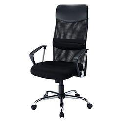 SANWA SUPPLY 山业 SNC-NET15ABK 透气型办公椅