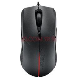 ASUS 华硕 ROG Strix Evolve P302 玩家国度 RGB灯效 可换上盖 电竞鼠标 游戏鼠标 黑色309元包邮