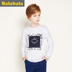 巴拉巴拉童装男童长袖T恤