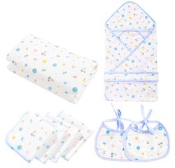 elepbaby 象宝宝 新生儿8件套 +凑单品    65元(129元,2件5折)