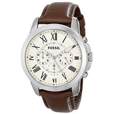 Fossil FS4735 男士石英计时腕表