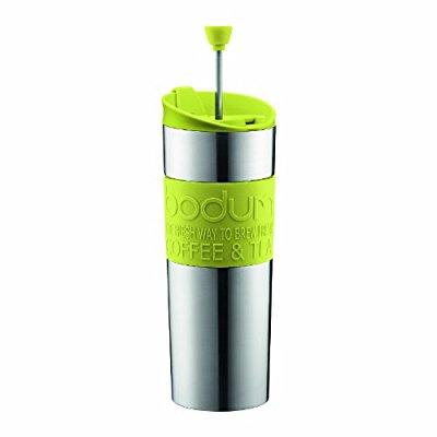 Bodum 波顿 法压真空不锈钢咖啡旅行杯