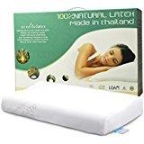 泰国进口!ECOLIFELATEX 100%纯天然乳胶 美容按摩 护颈枕PTHC 269元包邮