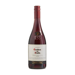 Casillero del Diablo干露红魔鬼黑皮诺红葡萄酒750ml/瓶 智利原装进口