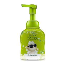 限华北:子初 婴儿倍护洗发沐浴露 250ml/瓶