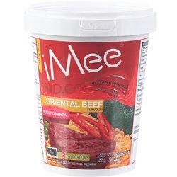 iMMi 艾米 牛肉味方便面 65g *2件6.8元(2件5折)【已结束】