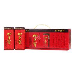 加多宝 凉茶(植物饮料)250mL*16盒/箱  可满99减50