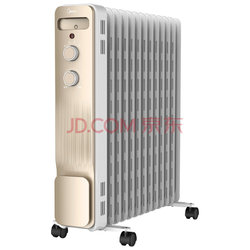 Midea美的  取暖器/电暖器/电暖气13片 NY2213-18GW【已结束】