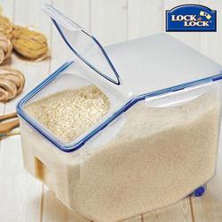 LOCK&LOCK 乐扣乐扣 HPL510 保鲜盒 塑料米桶12L  *2件 +凑单品