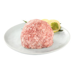 1号生鲜 精气神 山黑猪70%瘦肉馅(肥瘦肉馅)400g/包