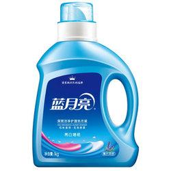 蓝月亮 亮白增艳深层洁净护理洗衣液(薰衣草) 1kg/瓶