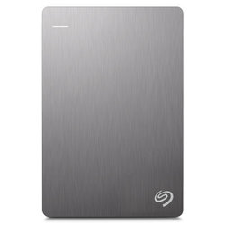 希捷(Seagate) Backup Plus睿品 2T 2.5英寸移动硬盘 STDR2000301 银色