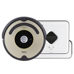 iRobot Roomba 528 扫地机器人+Braava 381 擦地机器人 +凑单品【已结束】