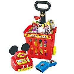 Disney 迪士尼 儿童迷你购物车过家家DIY玩具DS-1891【已结束】