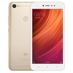 小米 红米Note5A 全网通版 3GB+32GB 香槟金 移动联通电信4G手机 双卡双待