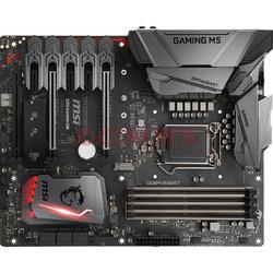 微星(MSI)Z370 GAMING M5主板(Intel Z370/LGA 1151)1999元【已结束】