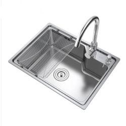 VATTI 华帝 H-A1005(58)-Q.1 厨房水槽单槽套装【已结束】