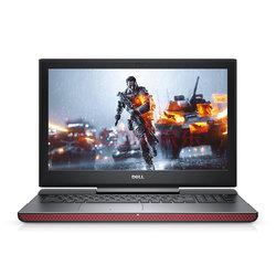 戴尔DELL灵越游匣Master15-R4645R 15.6英寸游戏笔记本电脑(i5-7300HQ 8G 128GSSD+1T GTX1050Ti 4G独显)红