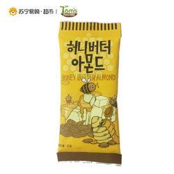汤姆农场 蜂蜜黄油味扁桃仁35g*12袋【已结束】