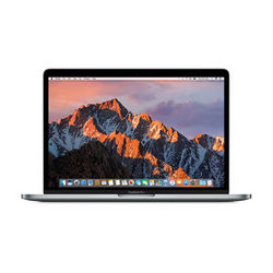 Apple 苹果 MacBook Pro 13.3英寸 2016款笔记本电脑 银色(Core i5、8GB、512GB、Multi-Touch Bar)