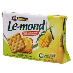 茱蒂丝 雷蒙德芒果夹心饼干 180g 马来西亚进口