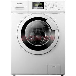 容声(Ronshen)RG80D1202BW 8公斤 变频滚筒洗衣机 零水压 羊毛洗 95℃高温煮洗(皓月白)