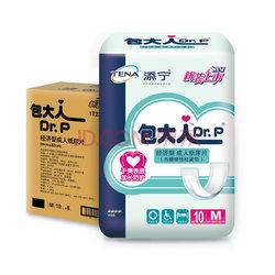 包大人Dr.P 成人纸尿片经济型 老年人产妇尿片 加长80片 *3件202.75元(合67.58元/件)