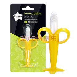五羊(FIVERAMS)孩子宝香蕉牙胶安抚咬咬乐磨牙棒婴儿童牙刷 *2件    39.9元(合19.95元/件)