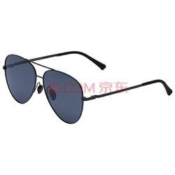 小米(MI)眼镜男女款 TS偏光太阳镜 米家定制版 灰色