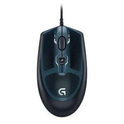 罗技G100s即时战略/在线竞技光电游戏鼠标(蓝)910-003532 (BluE)