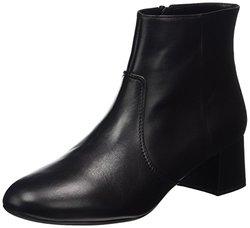UNISA  KARISI_F17_NA 黑色短靴