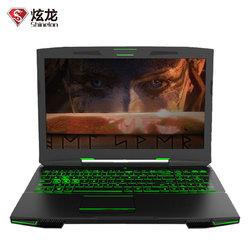 炫龙(Shinelon)炎魔T50ti荣耀版 15.6英寸游戏笔记本电脑