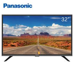 Panasonic 松下 TH-32E400C 32英寸窄边框 高清LED液晶平板