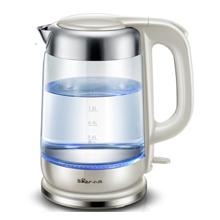小熊(Bear)电水壶 家用玻璃水壶1.7L ZDH-A17G5