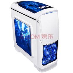 SEELE 适格者V3 i5-7400/技嘉B250M/GTX1050Ti 4G /Intel 128G M.2 SSD 组装电脑主机/京东游戏UPC3799元