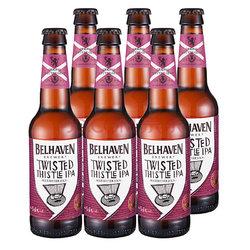 格林王(GreenKing)英国原装进口精酿啤酒  330ml*6瓶 整箱装 *2件    110元(合55元/件)