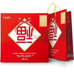 天地粮人之福之礼 有机杂粮 伴手礼 礼盒(送精美礼袋)2kg