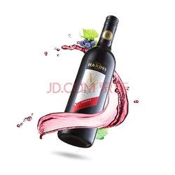 澳大利亚进口红酒 夏迪(Hardys)VR西拉红葡萄酒 750ml 瓶装30元