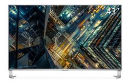 预约!乐视超级电视 超4 X43 Pro 43英寸 4K超高清  网络电视(标配底座)    1899元